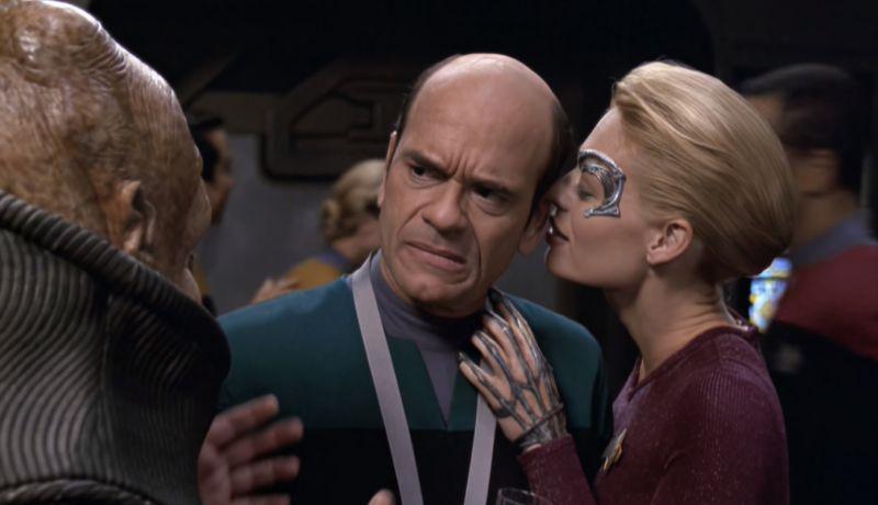 Star Trek: Voyager doczekał się nieoficjalnej edycji 4K