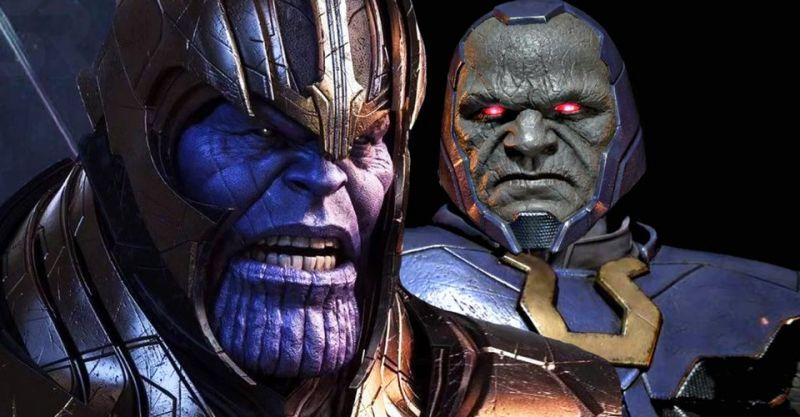 Darkseid zrobi to, o czym w MCU marzył Thanos? Ma lepsze narzędzie