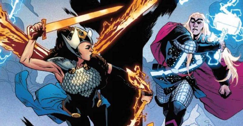 Marvel - Mjolnir Thora jest słabszy niż ta nowa, potężna broń z uniwersum
