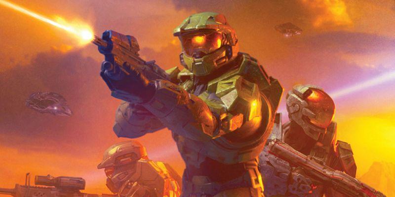 Halo: Shadows of Reach - zapowiedziano nową książkę w uniwersum Halo