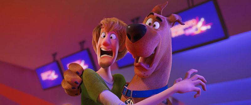 Scooby-Doo - finałowy zwiastun animacji. Są też inni bohaterowie z kreskówek Hanna-Barbera!