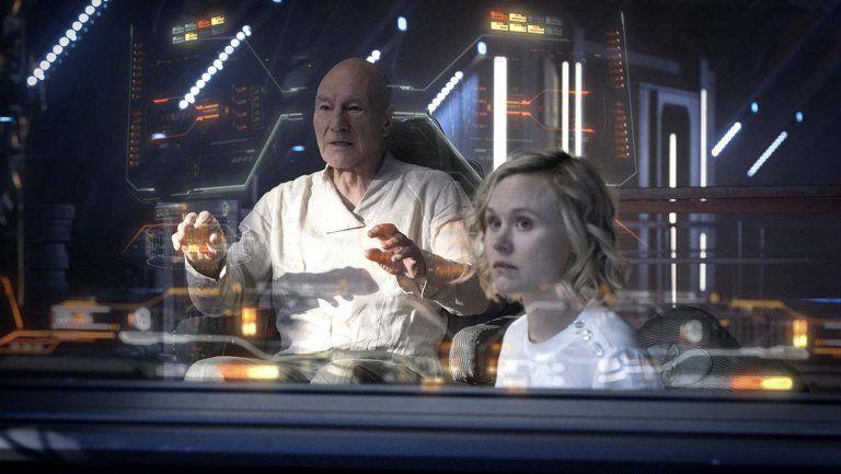 Star Trek: Picard - nawiązania i easter eggi z finału 1. sezonu