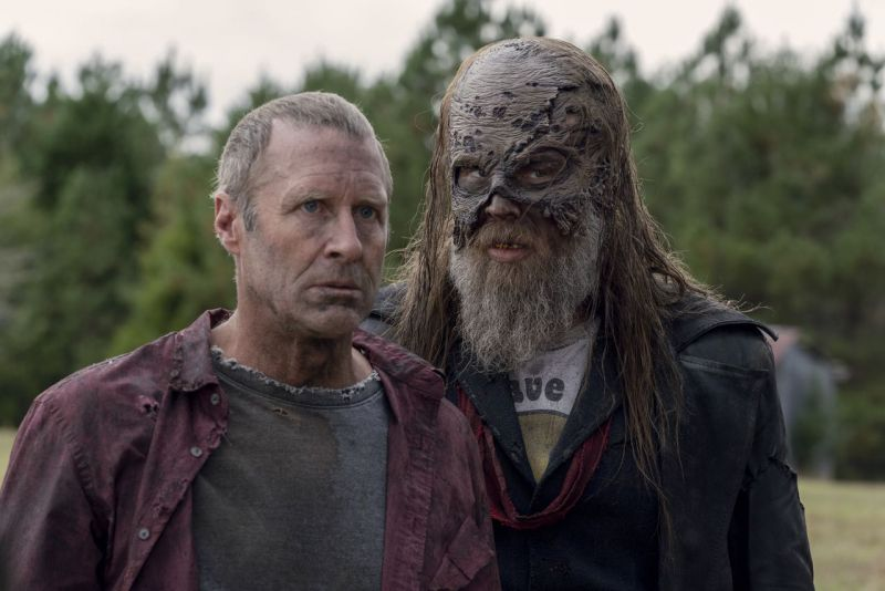 The Walking Dead - finał 10. sezonu porównywany do Gry o tron