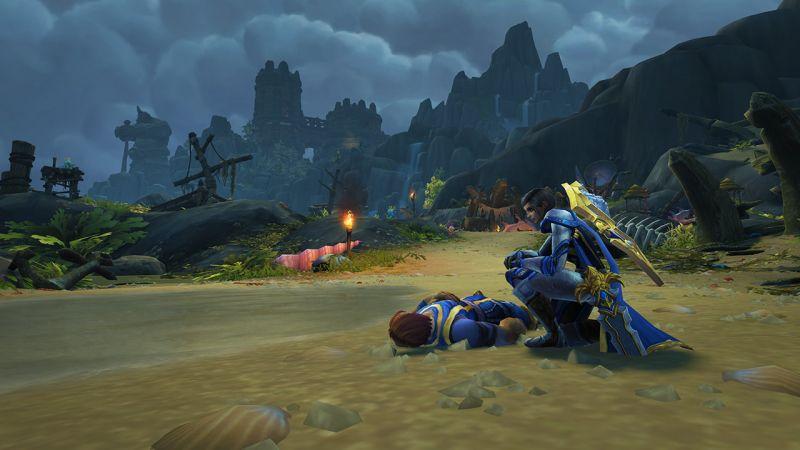 World of Warcraft: Shadowlands - twórcy przedstawiają nową lokację startową