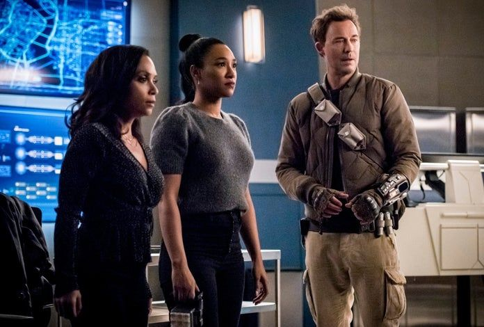 Flash - zdjęcia z kolejnego odcinka 6. sezonu. Sekret Iris wychodzi na jaw