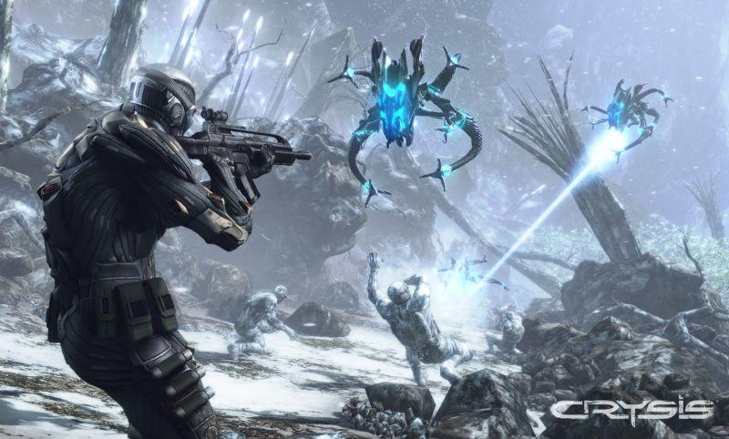 Crysis Remastered niemal pewny. Gra ma trafić na PC, PS4, XONE oraz... Nintendo Switch