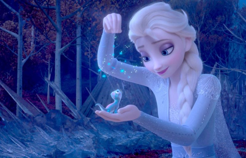 Kraina lodu 2 - Disney+ wypuści serial o kulisach powstania animacji. Jest data premiery