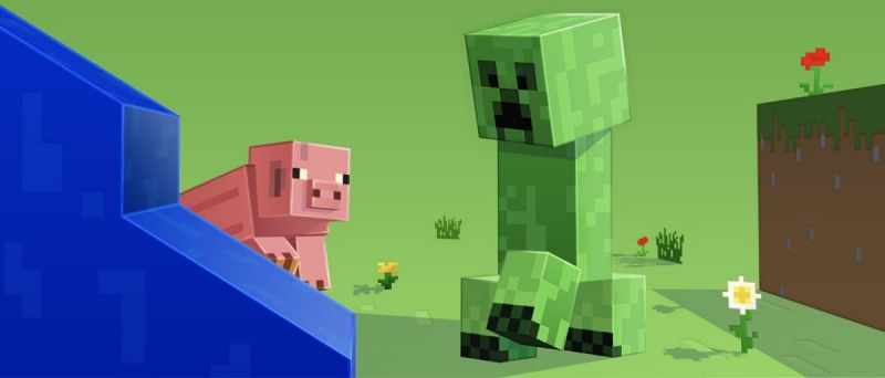 Minecraft nauczy nas, jak postępować w czasie pandemii