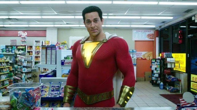 Shazam! 2- tak wygląda nowy kostium superbohatera. Zobacz zabawny fragment
