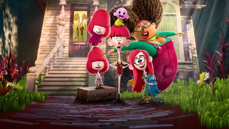 Rodzeństwo Willoughby - Netflix chwali się wynikiem oglądalności animacji