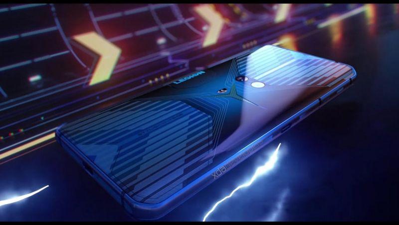 Lenovo pracuje nad telefonem dla graczy