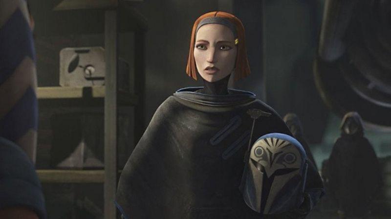 The Mandalorian - Katee Sackhoff wcieli się w swoją postać z serialu Star Wars Rebelianci?