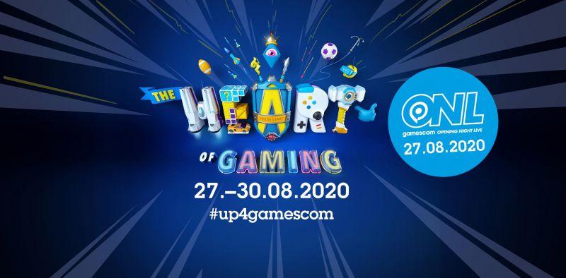 Gamescom 2020 przeniesiony do sieci. Poznaliśmy szczegóły