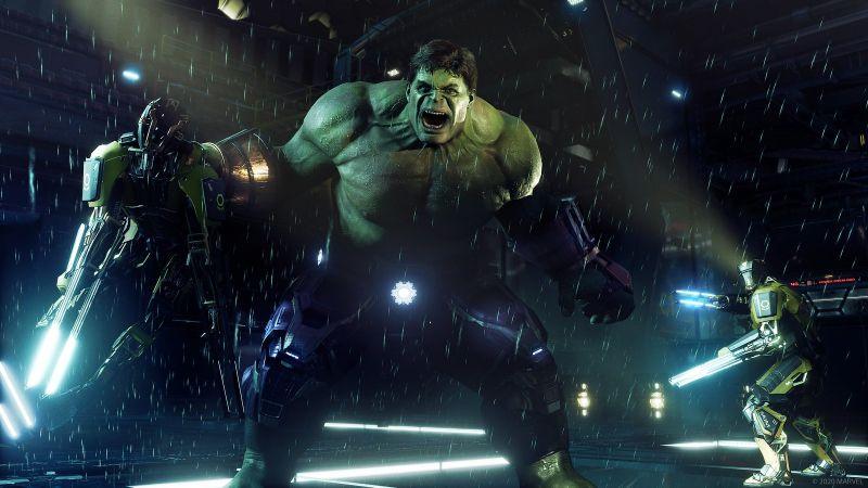 Marvel's Avengers i alternatywne stroje bohaterów. Zobacz grafiki