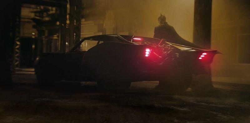 The Batman - model koncepcyjny Batmobila na nowych zdjęciach