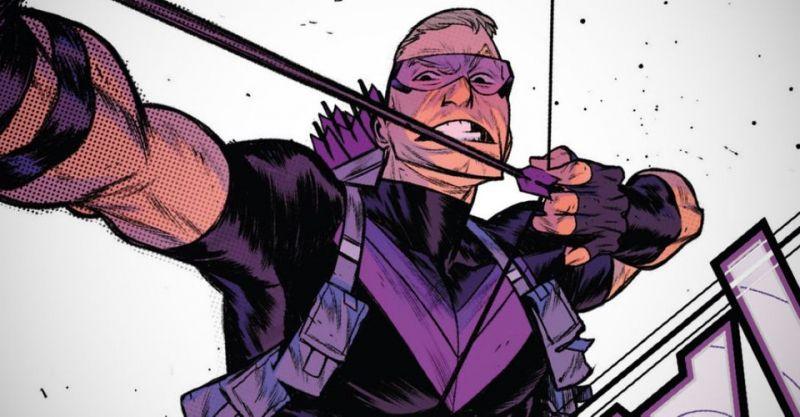 To już oficjalne: komiksowy Hawkeye zamienia się w... złoczyńcę. W tle napad na bank