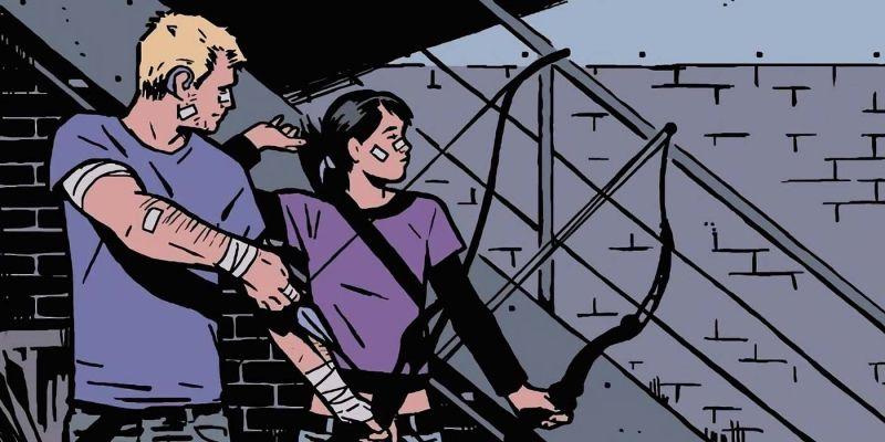 Hawkeye - prace na planie mają przenieść się do Nowego Jorku. Co z Kate Bishop?