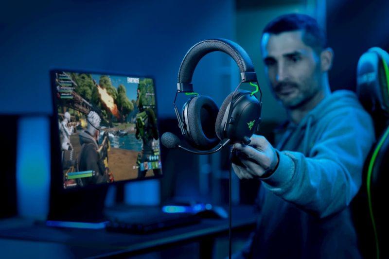 Razer wzbogaca słuchawki BlackShark o obsługę technologii THX