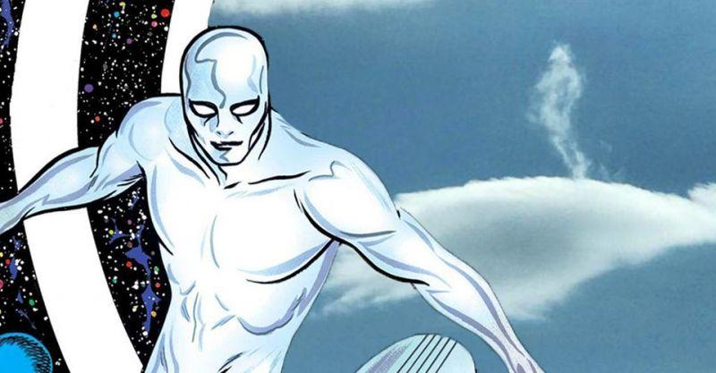 Silver Surfer i dziwne zjawiska pogodowe. Heros Marvela dostrzeżony nad Anglią