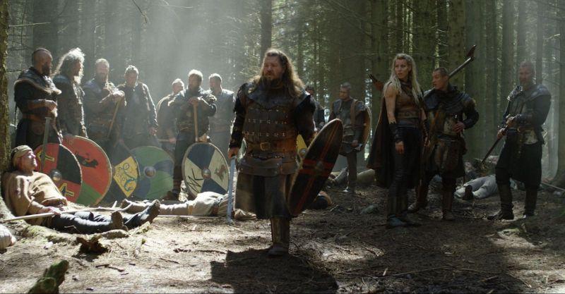 Captain Fall - Netflix zamawia serial animowany od twórców Norsemen