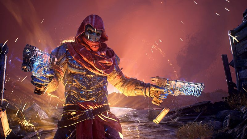 Outriders - zwiastun zdradza datę premiery gry