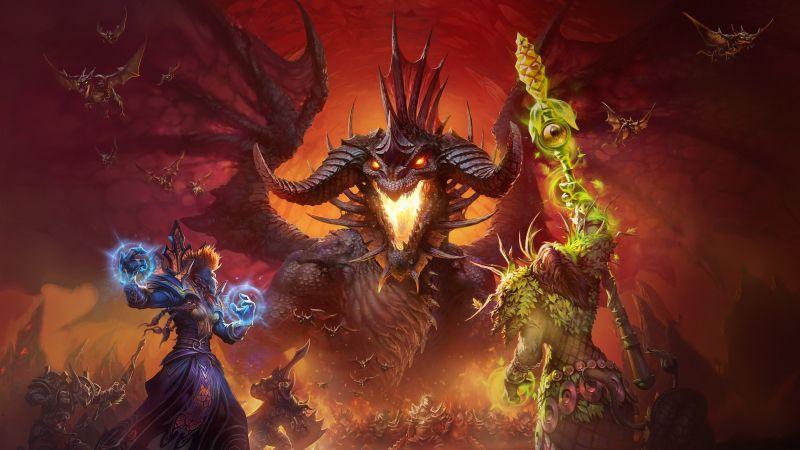 Powstanie nowy film w świecie World of Warcraft? Podobno jest w fazie rozwoju