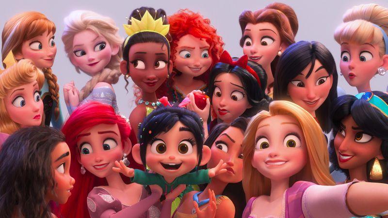 Którą księżniczką Disneya jesteś? Quiz nie tylko dla kobiet