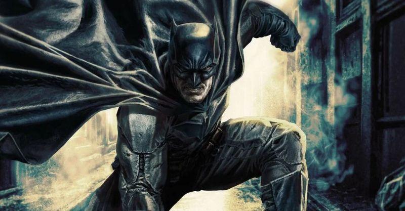Batman niczym Daredevil. Tą walką zasłużył na przydomek Nietoperza