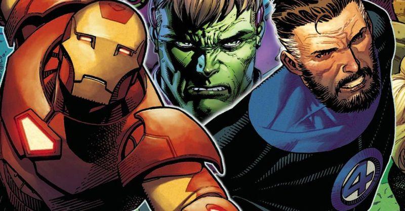 Człowiek w żelaznej masce à la Marvel. I wcale nie chodzi o Iron Mana