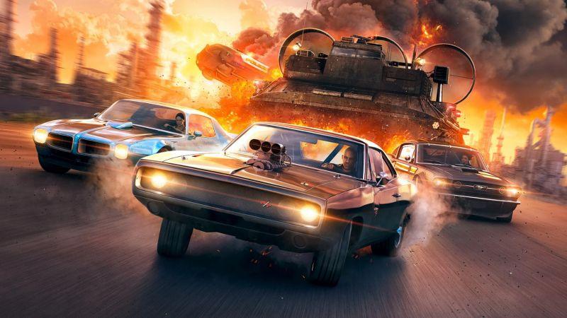 Fast & Furious Crossroads najgorszą grą roku? Recenzje na to wskazują