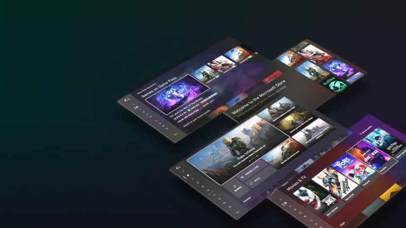 MIcrosoft przeprojektował i przyspieszył działanie sklepu Xbox