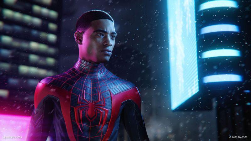 Marvel's Spider-Man: Miles Morales – nowy screen przedstawia moc ray tracingu