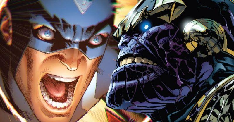 Marvel - czy Thanos przetrwa najgłośniejszy krzyk Black Bolta? Zatkajcie uszy...