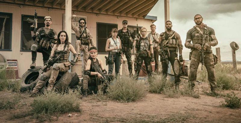 Army of the Dead - Netflix szykuje uniwersum o zombie Zacka Snydera