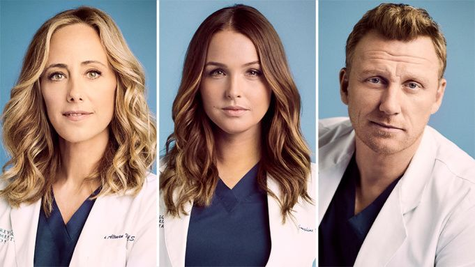 Chirurdzy - aktorzy podpisują nowe kontrakty. Ten serial nigdy się nie skończy