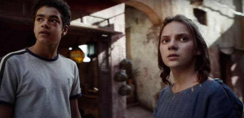 Mroczne materie - nowy zwiastun 2. sezonu. Lyra, Will i wojna dobra ze złem