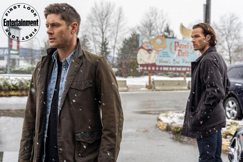 Supernatural - aktorzy wracają na plan! Znamy datę premiery finałowych odcinków