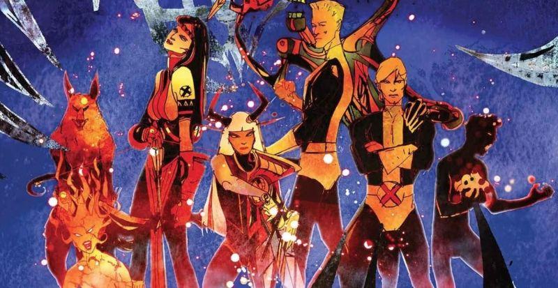 Stworzył okładkę do komiksu New Mutants. Oryginał skradziono, ale to nie koniec historii...