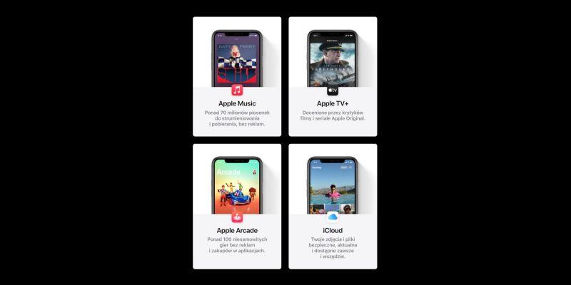 Apple One oficjalnie zapowiedziane. Pakiet subskrypcyjny Apple pozwoli sporo zaoszczędzić