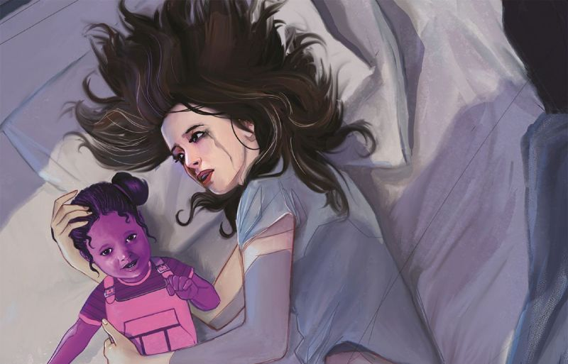 Jessica Jones: zobacz plansze z albumu Fioletowa córka