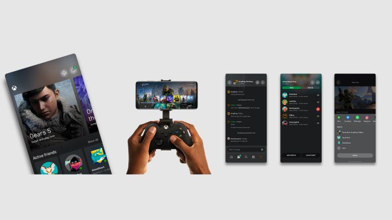 Aplikacja Xbox beta pozwoli na granie zdalne na iPhone'ach