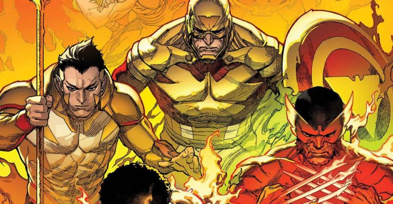 Marvel - Avengers w grudniu stoczą ze sobą bój. Powód jest potężniejszy od nich wszystkich
