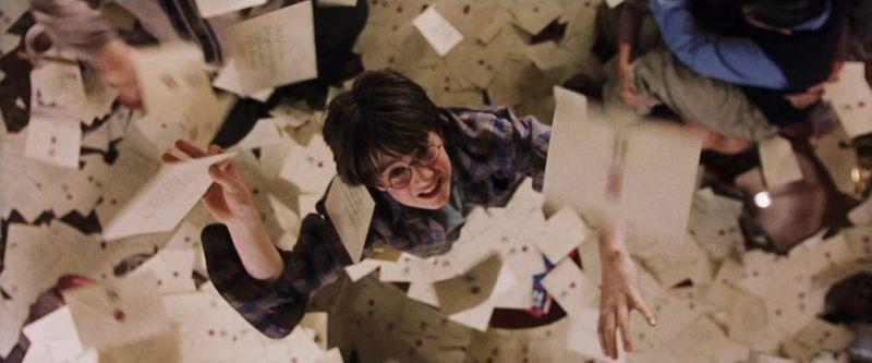 Harry Potter i Kamień Filozoficzny - okazuje się, że film miał trwać o wiele dłużej. Reżyser ujawnia kulisy
