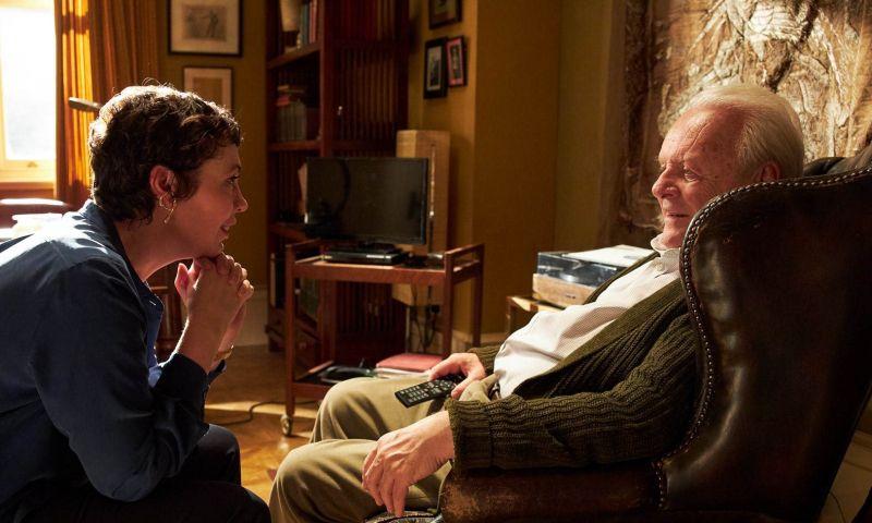 The Father - zwiastun dramatu z Anthonym Hopkinsem i Olivią Colman