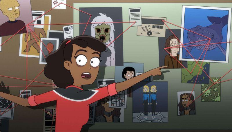 Star Trek: Lower Decks: sezon 1, odcinek 5 - recenzja