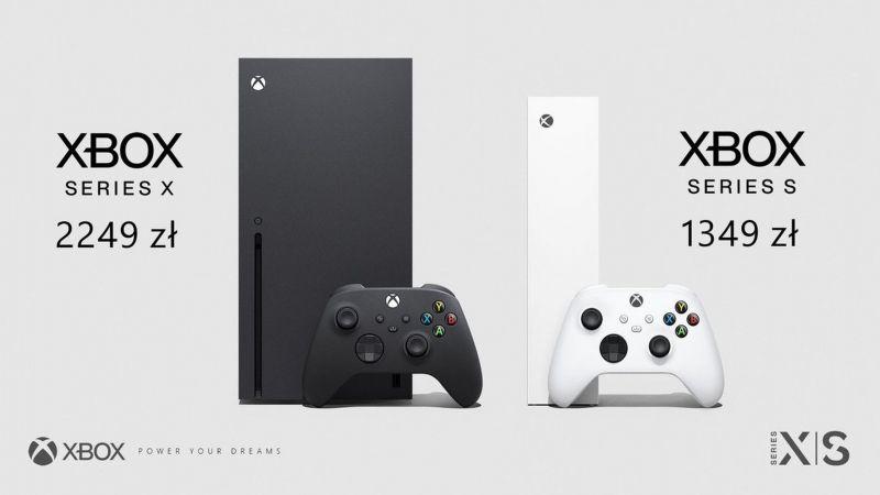 Xbox Series X/S – pudełka nowych konsol ujawnione
