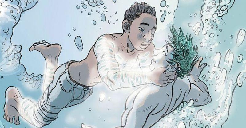 Pomocnik Aquamana z nową serią skierowaną nie tylko do społeczności LGBT+