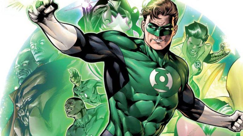 Green Lantern - serial od HBO Max z rozmachem filmu kinowego? Twórca kometuje