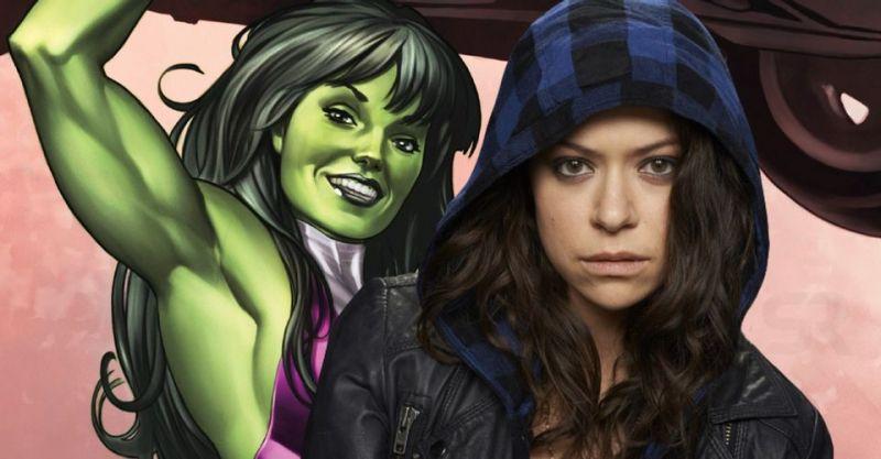 Tatiana Maslany jednak nie zagra She-Hulk w MCU? Przedziwna sytuacja