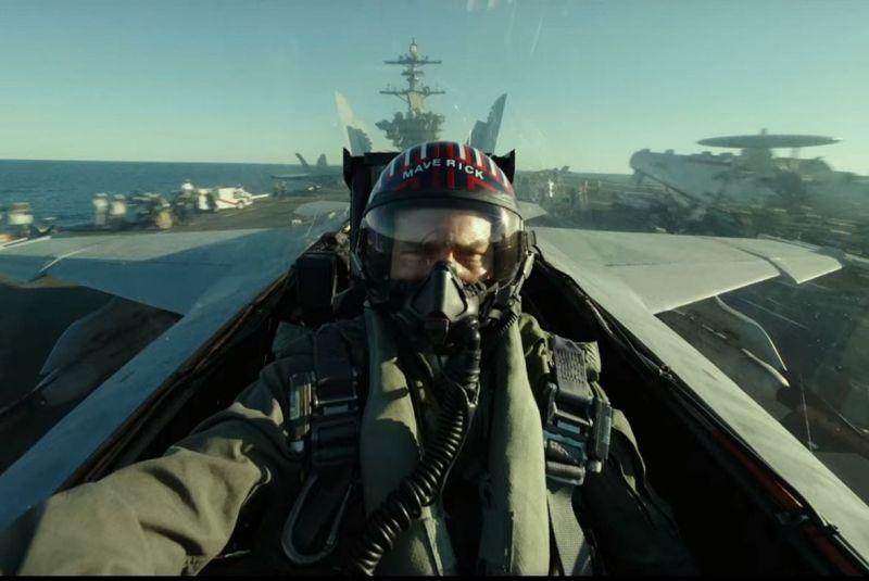 Top Gun: Maverick - Tom Cruise, Miles Teller i Monica Barbaro na nowych zdjęciach z filmu